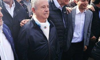 Con Duhalde, Gioja y los intendentes, el peronismo unido homenajeó a Eva Perón   Eva perón
