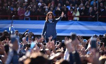 Cómo ver en vivo la presentación del libro de Cristina Kirchner   Cristina kirchner