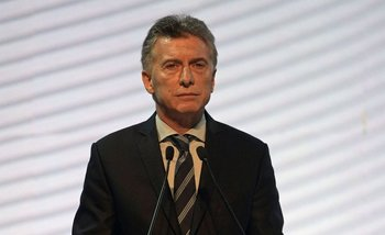 Macri decretó 48 horas de duelo por la muerte del diputado Olivares   Mauricio macri