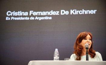 El sentido mensaje de Cristina Kirchner por el asesinato de Olivares | Cristina kirchner