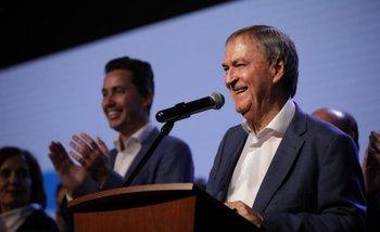 El peronismo de Córdoba arrasó en la elección y hundió más a Cambiemos | Juan schiaretti