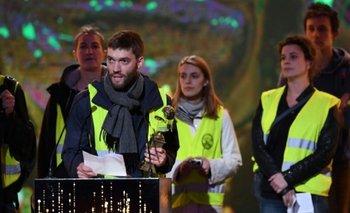 """Premios """"Molière"""": los chalecos amarillos entran en escena   Francia"""