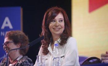 Elecciones 2019: la foto de Cristina Kirchner con la mesa de acción política del PJ | Elecciones 2019