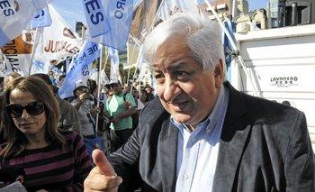 """Piumato: """"No sé si hay una persecución"""" contra Cristina Kirchner   Cgt"""