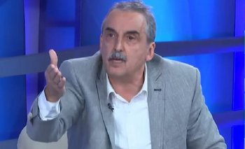 Guillermo Moreno atacó a Alberto Fernández y se peleó con una periodista | Guillermo moreno
