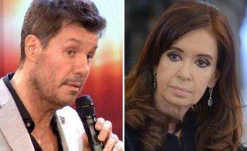 "Marcelo Tinelli calificó el anuncio de Cristina Kirchner como un ""bombazo absoluto"" | Alberto fernández candidato"