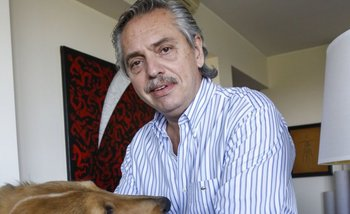 El editorial de Roberto Navarro: Alberto presidente | Cristina kirchner