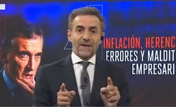 El incomprensible error de Luis Majul sobre la falsa bomba a Stornelli | Luis majul