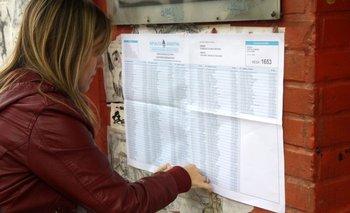Elecciones 2019: extendieron el plazo para corregir errores y faltantes en el padrón provisorio | El destape radio