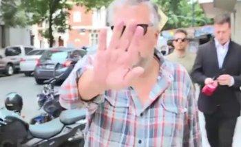 La Justicia de Mar del Plata confirma la declaración de rebeldía de Stornelli | Carlos stornelli