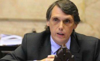 """Kosiner, tras la suspensión de la visita de Lacunza: """"Con nosotros no hablaron""""   Pablo kosiner"""