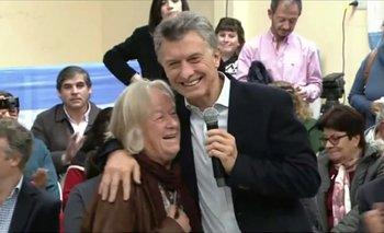 Moratoria jubilatoria: una condena patriarcal | Macri presidente