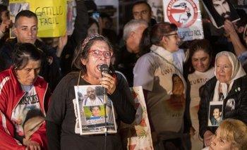 Masiva movilización por el crimen de San Miguel del Monte y contra la violencia policial | Crimen de san miguel del monte