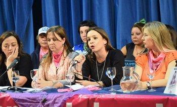 Se presentó la ley de Emergencia Nacional en violencia de género   Violencia de género