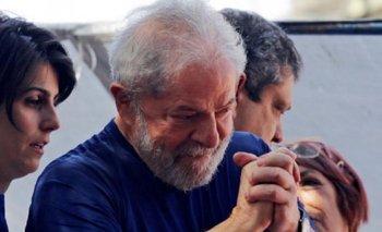 Lula crece desde la cárcel   Lula da silva