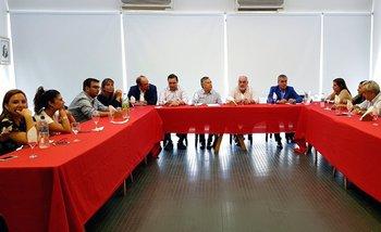 La UCR define el futuro de la alianza con Macri en la cumbre de Parque Norte   Alianza ucr-pro