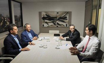 Massa, Pichetto y Urtubey vuelven a verse las caras  | Elecciones 2019