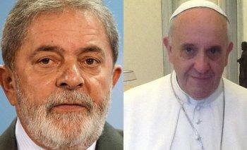 La carta que el papa Francisco le envió a Lula Da Silva | Lula da silva