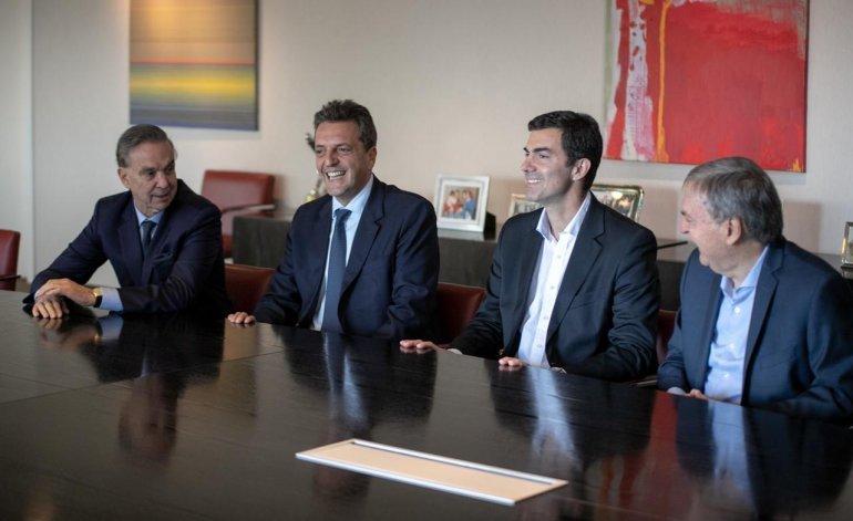 Sergio Massa propone negociar con Unidad Ciudadana para enfrentar al macrismo
