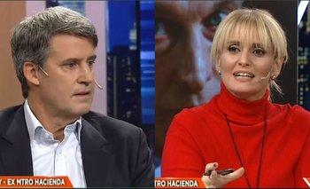 Prat-Gay comparó a Cristina con Pinochet y Manguel lo arrinconó | Sorpresivo cruce
