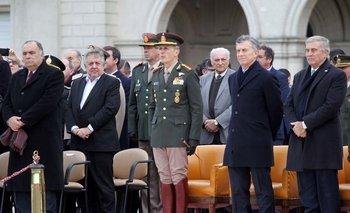 Mario Montoto, presunto jefe de D'Alessio, junto a Macri y Stornelli | Por ari lijalad y jonathan heguier