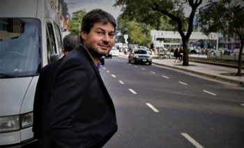 "Lammens: ""Celebro el gesto de Cristina de ungir a otro candidato"" | Matías lammens"