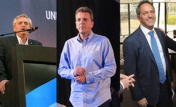 El Frente Renovador ya habla de una PASO entre Alberto Fernández, Scioli y Massa | Elecciones 2019