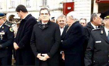 Verbitsky reveló que alto funcionario del Ministerio de Seguridad estuvo junto a Stornelli y Montoto | Carlos stornelli