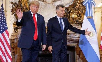 La promesa de Cambiemos a EE.UU. por un adelanto del FMI | Macri presidente