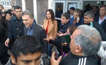 Un funcionario de Casa Rosada agredió a un periodista salteño que incomodó a Macri | Elecciones 2019