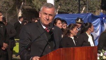 Senador jujeño denunció que Pablo Baca lo amenazó   Congreso de la nación