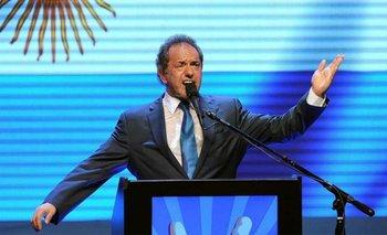 Scioli reconfirmó su precandidatura presidencial e irá a una PASO   Elecciones 2019