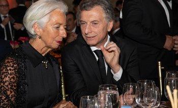 Cambiemos no planificó cómo devolver el préstamo del FMI | Fmi