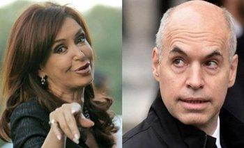 La foto del encuentro entre Cristina Kirchner y Larreta que se volvió viral | Horacio rodríguez larreta