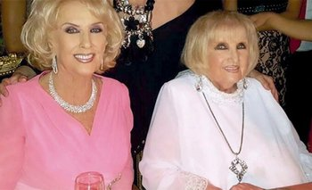 Murió Goldie: ¿Qué pasará con el programa de Mirtha?   Medios