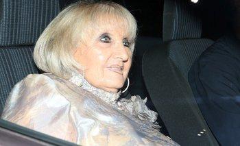 Así fueron las últimas horas de 'Goldie' antes de morir   Mirtha legrand