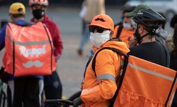 Los abusos de las apps de delivery en medio de la pandemia | Coronavirus en argentina
