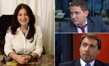 Una jueza desmintió fake news de Feinmann y Viale en vivo   Presos