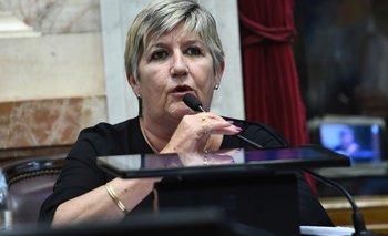 "Senadora de Chubut criticó ""los reclamos de los desmemoriados""   Política"