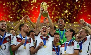 Salió campeón con Alemania y quiere jugar en Boca | Mercado de pases