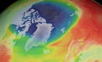 Confirman que se cerró el agujero de ozono del Ártico | Fenómenos naturales