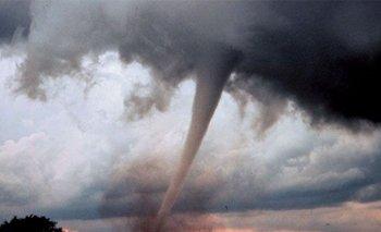 Cuatro tornados simultáneos generaron pánico en México | Fenómenos naturales