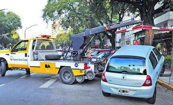 Bicicletas pagas, estacionamiento medido y grúas en toda CABA | Legislatura porteña