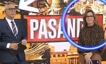 El incómodo momento de Borghi y Gil Vidal | Televisión