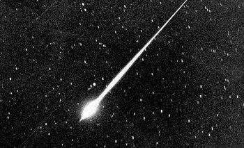 Lluvia de meteoros: ¿Cómo hacer para verla? | Fenómenos naturales