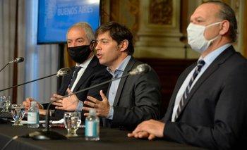 Kicillof anunció obras para aliviar el Servicio Penitenciario    Coronavirus en argentina