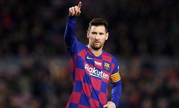 Coronavirus: Lionel Messi se someterá a exámenes médicos | Pandemia