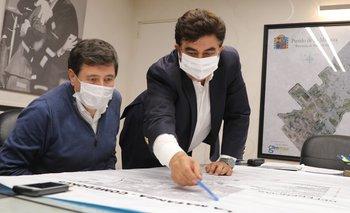 Arroyo y Espinoza idean un plan de asistencia a vecinos | Coronavirus en argentina