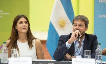 El Ministerio de Deportes lanzó un subsidio para clubes | Coronavirus en argentina