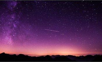 Lluvia de meteoritos: cuándo, cómo y dónde verla  | Fenómenos naturales